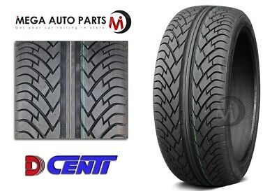1 New Dcenti D9000 305/45R22 118V Performance Tires