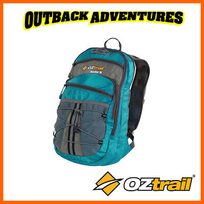 Oztrail Monitor 3 Litre Hydration Hiking Back Pack Bladder New Green 3L