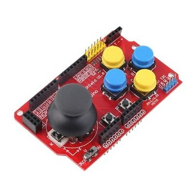 Gamepads JoyStick Keypad Shield PS2 for Arduino nRF24L01 Nokia 5110 LCD I2C
