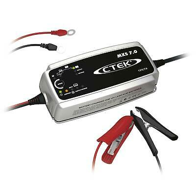 CTEK Car Care MXS 7.0 12v Battery Charger - 14-150Ah Charging - K56-758