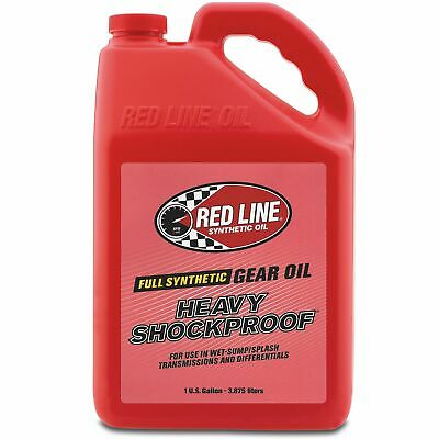 Red Line Performance Heavy Shockproof Gear / Transmission Oil - 1 US Gallon