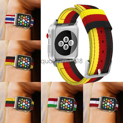 Ersatzarmband Nylon Armband For Apple Watch Band iWatch Series 4 3 2 1