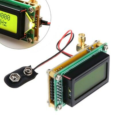 1~500 MHz High Accuracy Frequency Counter RF Meter Tester Module For ham Radio