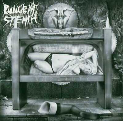 Pungent Stench - Ampeauty - Pungent Stench CD 5YVG The Fast Free Shipping