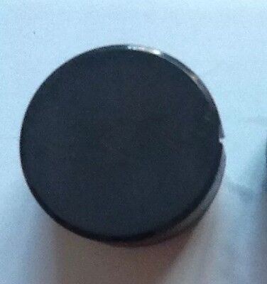 Control Potentiometer Knob Large 40mm with pointer/indicator,D shaft,plastic.