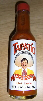 Tapatio  Salsa Picante *No Calories, Pure Hot Chilli Sauce*    *Brand New*