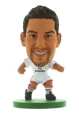 524dae39b SoccerStarz Real Madrid Isco Home Kit