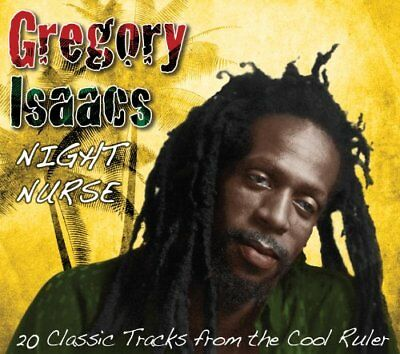 Gregory Isaacs - Night Nurse - Gregory Isaacs CD FWVG The Fast Free Shipping