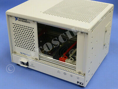 National Instruments NI PXI-1031 Chassis / 4-Slot PXI Mainframe