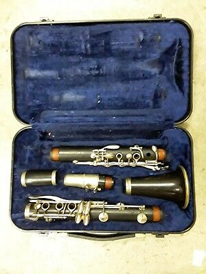 Everett Clarinet *NICE*