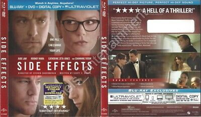 Side Effects (SLIPCOVER ONLY for Blu-ray)