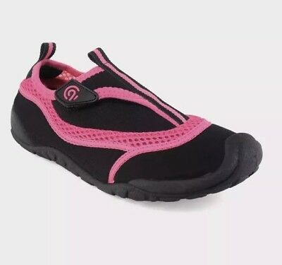 324e0f6461cc0 C9 BY CHAMPION NWT Flora Water Shoes Black and Pink Size S 13 1