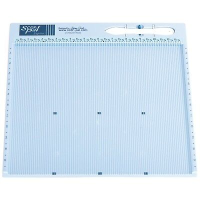 Scor-Pal Eights Measuring and Scoring Board, 12 x 12 inch, Imperial, 12-Inch