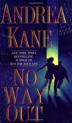 No Way out by Kane, Andrea Paperback Book The Cheap Fast Free Post