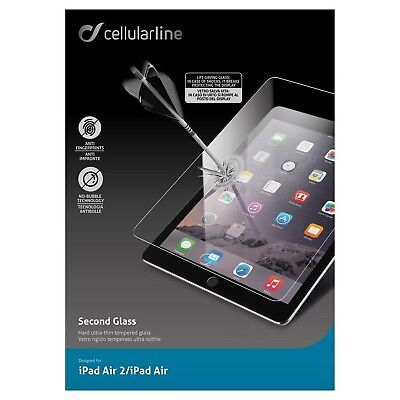 Cellular Line CTEMPGLASSIPAD6 Cellular Line for Apple iPad Air/Air 2