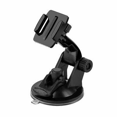 Car Windshield Suction Cup Mount Stand Holder For GoPro 1 2 3 3+ 4 5 6 7 Silver