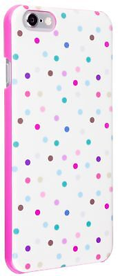 Case It Inspire Ditsy Hardshell Case Cover for iPhone 6/6S - Cream Polka Dot