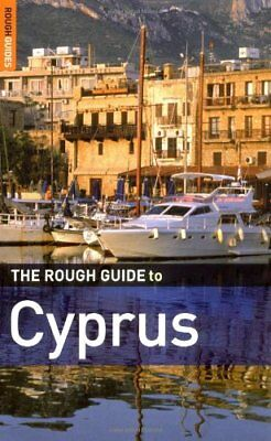 (Good)1843534568 The Rough Guide to Cyprus (Rough Guide Travel Guides),Marc Dubi
