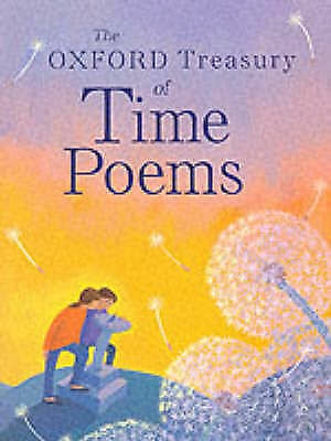 The Oxford Treasury of Time Poems, , Very Good Book