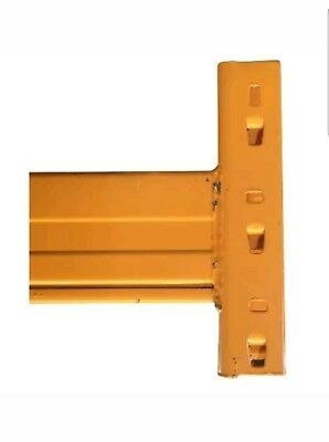 Link 51 Industrial Commercial Warehouse Pallet Racking Beams 2700mm 2.7m