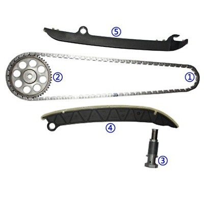 Timing Chain Kit Audi A1 A3 Seat Skoda VW Beetle Caddy Golf Jetta Polo Touran