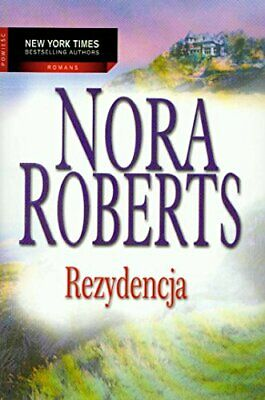 Rezydencja by Roberts, Nora Book The Cheap Fast Free Post