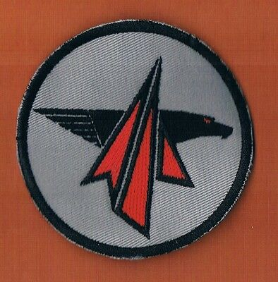 """Israel Idf Air Force 106Fs Squadron """"the Edge Of The Spear"""" F-15 Patch"""
