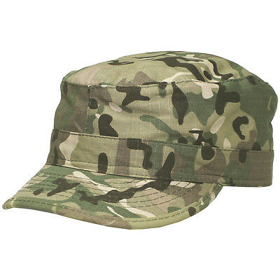 a360d50d1ee NEW 7 3 4 7.75 US Army Military Woodland Camouflage USGI Patrol Cap ...