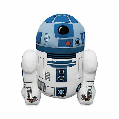 Star Wars Talking Plush Toy R2 D2 Deluxe 15 Inch Travel Pillow Doll Stuffed Toys