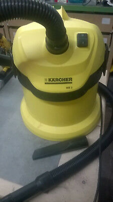 Karcher WD2 Wet And Dry Vacuum Cleaner - USED 240V