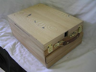 Royal Langnickel Essential Artist Set Wood 2 Drawer Box Easel All Media PREOWNED