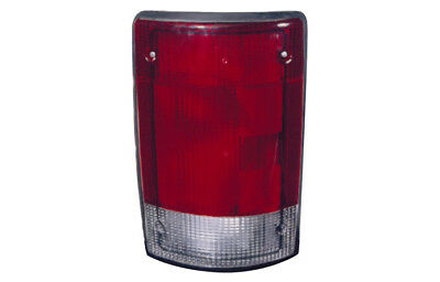Replacement Eagle Eyes FR195-U100L Driver Tail Light For Ford E-250 E-350 E-150