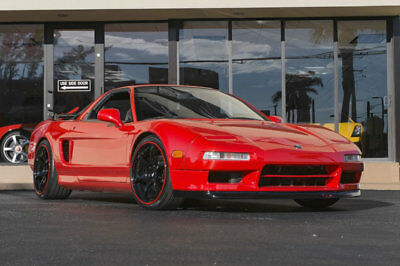 1995 Acura NSX 2dr Sport Open Top Manual '95 Acura NSX, 5Spd Man. 6k Actual Miles,Targa Top, original parts included.