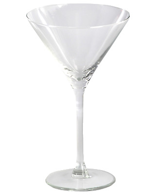 Bar Station Martini Glasses 4 Pack Other Drinks pack of 4