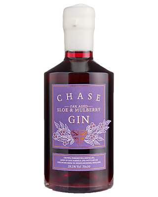 Williams Chase Sloe Mulberry Gin 500mL Spirits case of 6
