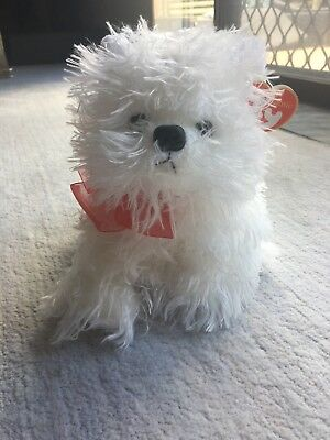 "Ty ""Classic"" Beanie Baby - Moppet The Dog"