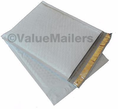 "#0 (Poly) DVD X-Wide 6.5x10"" Bubble Mailers Envelopes 6x10 Bags 250 To 2000"