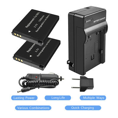 Battery or Charger NB-8L NB8L For Canon PowerShot A2200 IS A3000 A3100 A3300 UB