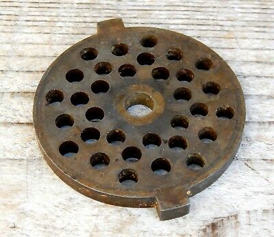 Spare Part for Vintage Kenwood Chef Major Mixer A720 Mincer - Fine Screen Plate