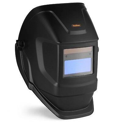 VonHaus Welding Mask Auto Darkening Helmet - Optical Class (1/1/1/2)