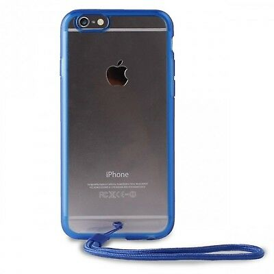 Puro IPC647CLEARWLBLUE iPhone 6/6S BLUE
