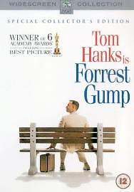 Forrest Gump (2 Disc Special Collector's Edition) [1994] [DVD], Very Good DVD, H