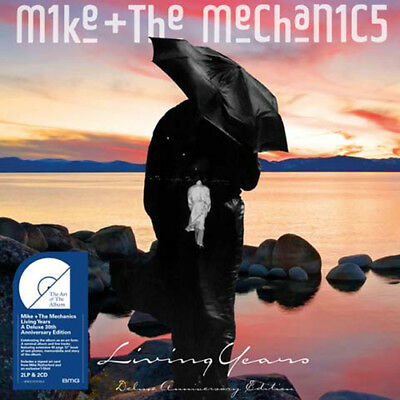 Mike and The Mechanics : Living Years CD (2018) ***NEW***