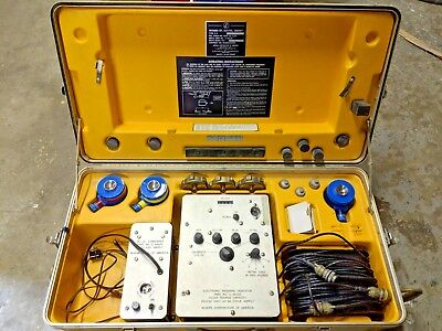 Revere Aircraft Scale- Weighing System