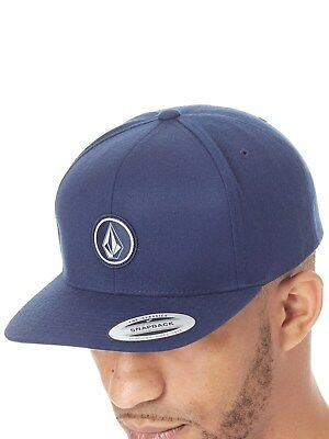 bd1f6262c0e VOLCOM QUARTER TWILL Cap - Blue - Mens Caps - £18.00