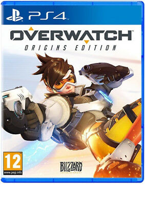 Overwatch Origins Edition Ps4 Brand New Fast Delivery
