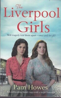 Paw Howes: The Liverpool Girls Of Liverpool, Paperback Book