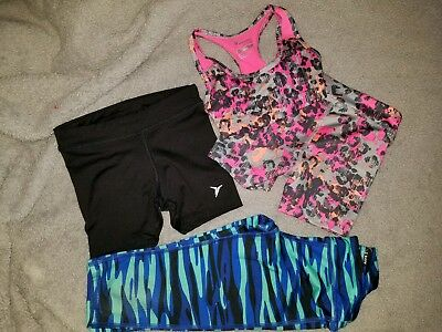 Girl's Old Navy Workout Clothing Lot Size 5 XS