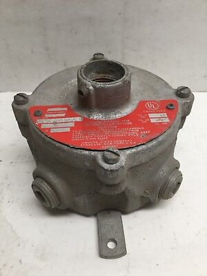 Crouse Hinds Hazardous Location Explosion Proof Switches Choice $75 to $125