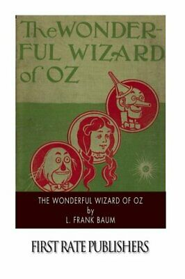 The Wonderful Wizard of Oz by Baum, L. Frank Book The Cheap Fast Free Post